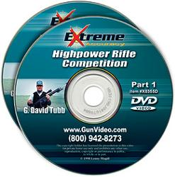 DVD Highpower Rifle Competition