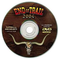 DVD End of Trail 2004