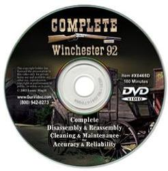 DVD Winchester 92