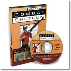 DVD Jim Clark Combat Shotgun Techniques