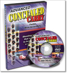 DVD Advanced Concealed Carry