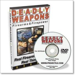 DVD Deadly Weapons