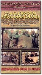 DVD -Cameroon Savannah Safari