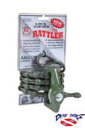 Easy Loop Lock Lucchetto con Catena Tattica -The Rattler