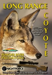 DVD -Long Range Coyote